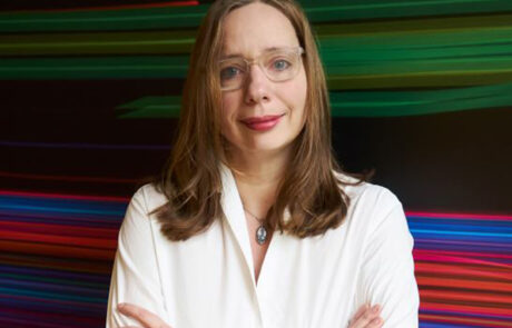 Manon Bursian, Vorstand der Kunststiftung Sachsen-Anhalt
